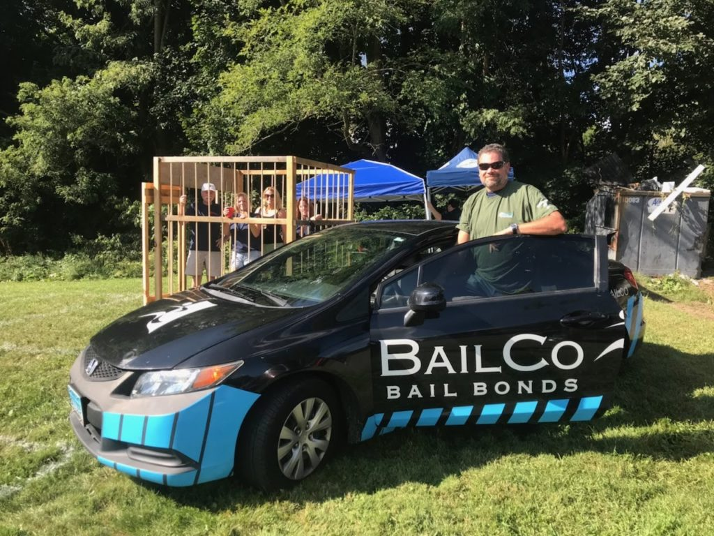 Bailco life size monopoly