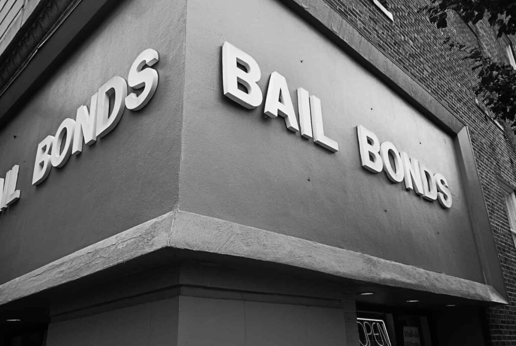 How does the bail bonds process work